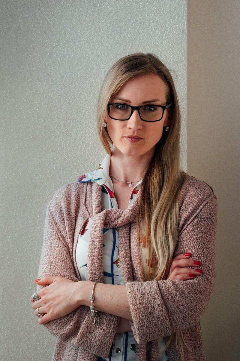 Марина Николаевна Белослюдцева, юрист в области налогового права, практика с 2002 года.